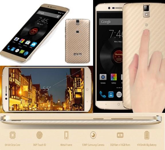 Смартфон elephone p8000