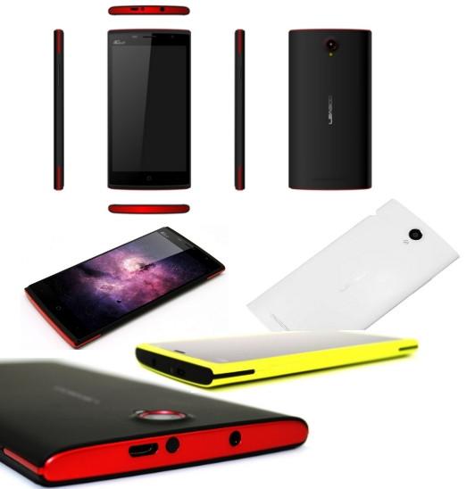 Телефон Leagoo Elite 5