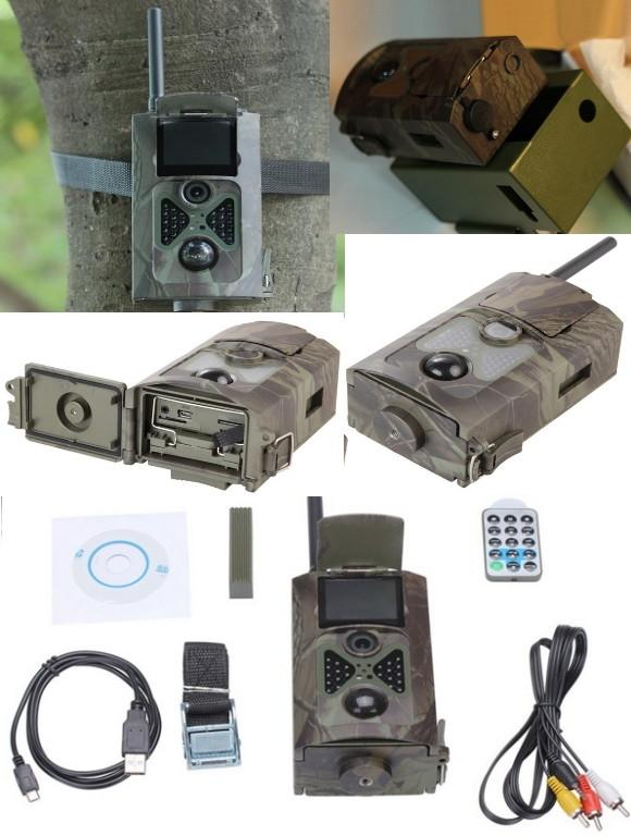 фотоловушка для охоты