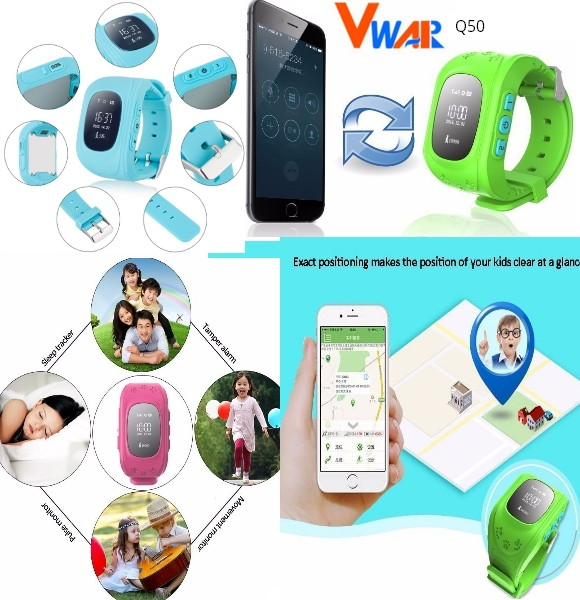 vwar q50 gps smart kid safe
